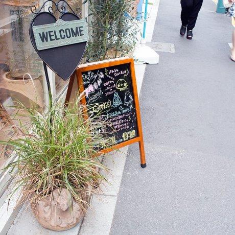 Kotori Bird Cafe Kichijoji