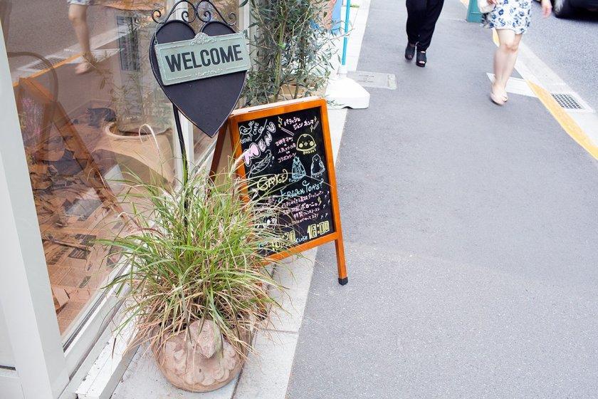 Welcome to the Kotori Bird Cafe in Kichijoji!