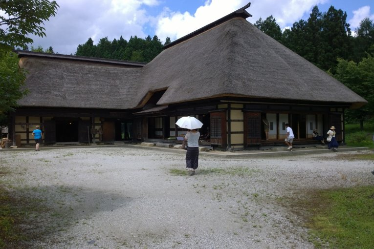 Explore Japanese Traditions in Tono