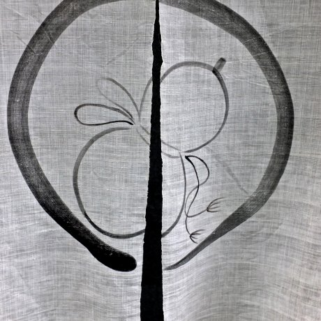 Норен - красивые японские занавески