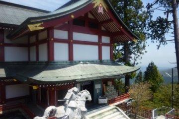 Храм Митакэ