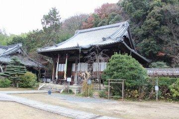 京都・大山崎「観音寺」参詣~その2