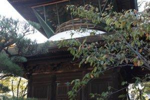 Pagoda at Kasadera