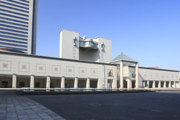 Yokohama Museum of Art exterior