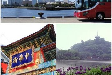 See everything in a Yokohama day