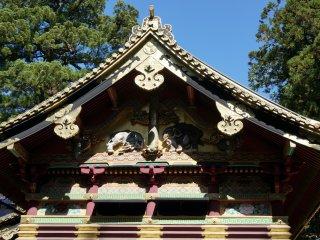 หนึ่งในสิ่งประดับที่โด่งดังของศาลเจ้า Toshogu - ช้างที่วาดโดยคนไม่เคยเห็นช้าง
