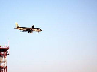 Có nhiều máy bay thương mại bay trên trời mỗi vài phút và tất cả chúng đều có thiết kế và dấu hiệu khác nhau ở trên đó.
