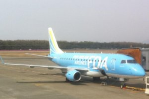 Fuji Dream Airlines Fly Nagoya Komaki to Kumamoto