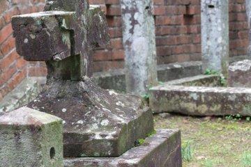 나가사키 사카모토 외국인 묘지