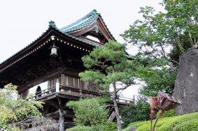 福井聖玄寺の美しき日本庭園