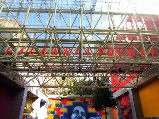 Không gian tổ chức sự kiện 'Galleria Pocket': Các sự kiện khác nhau được tổ chức ở đây