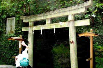 Kamakura Zeniarai Benzaiten Shrine