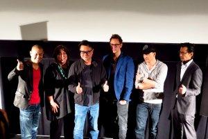 Anggota juri untuk kompetisi utama: Hiroshi Shinagawa, Debbie McWilliams, Eric Khoo, James Gunn, Robert Luketic dan John H. Lee