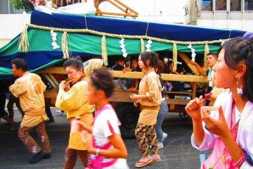 Lễ hội Ishioka, Ibaraki