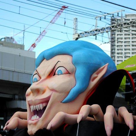 Parade Halloween di Kawasaki