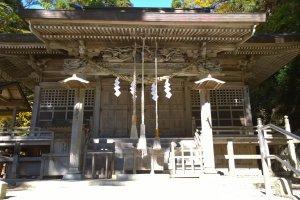 Le temple de Dai Onsen