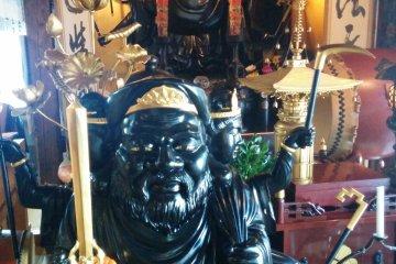 Seven Lucky Gods Pilgrimage Sendai