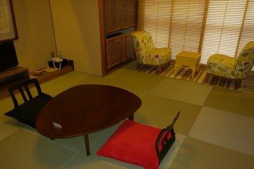 L'hôtel Yamayuri à Dai Onsen