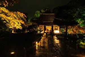 Kodai-ji Temple.