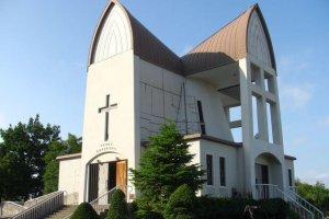 函館聖約翰教堂