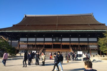 พระราชวังเกียวโต