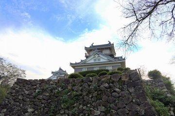 후쿠이 에치젠 오노죠(大野城)