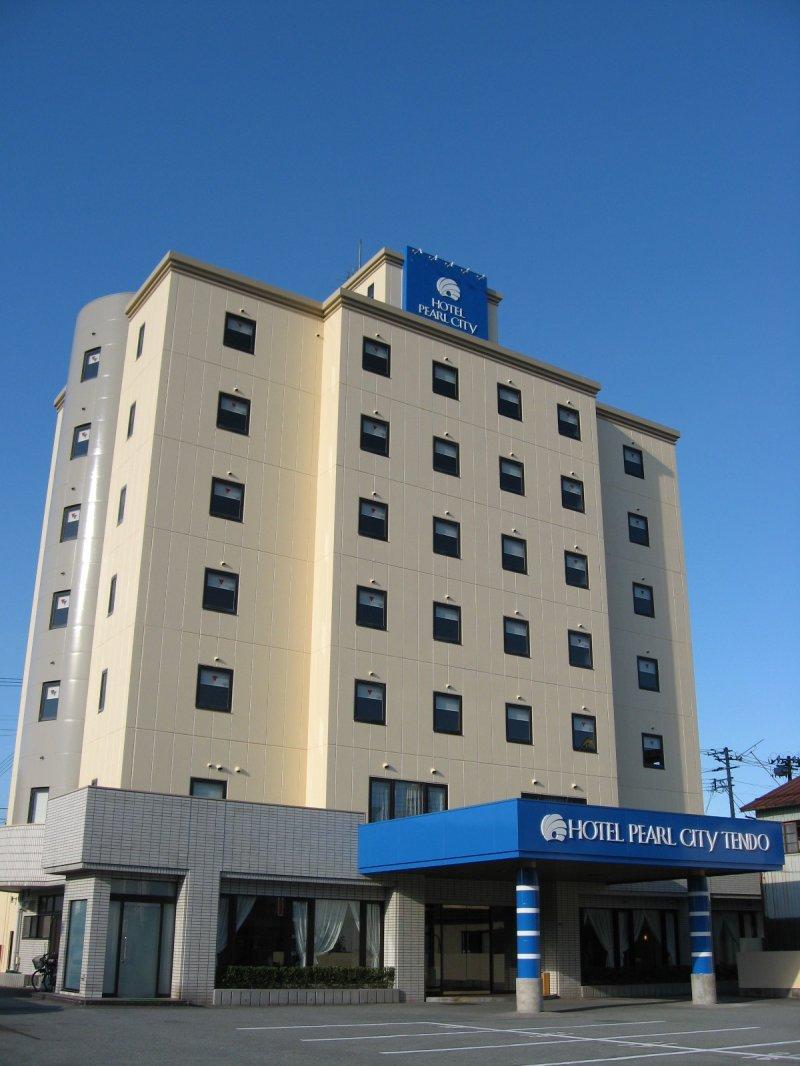 <p>Hotel Pearl City Tendo</p>