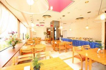 <p>Dining area</p>