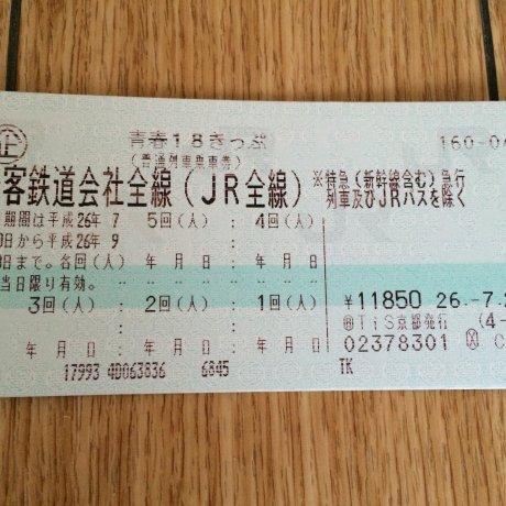 Keliling Jepang dengan Satu Tiket