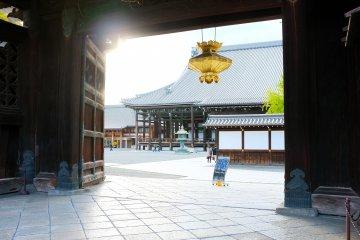 The Architecture of Nishi Honganji
