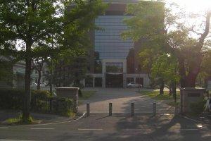 Okayama University