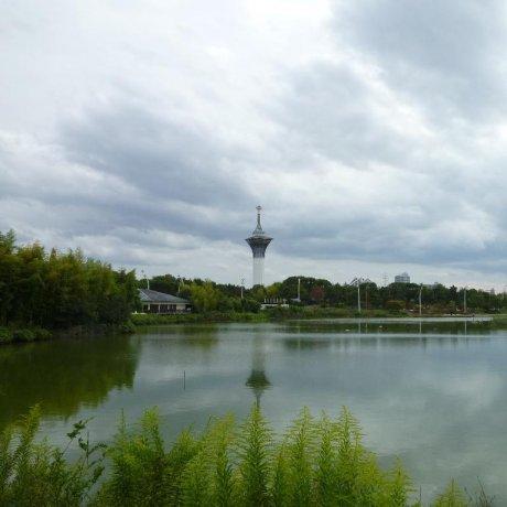 Парк Цуруми Рёкути