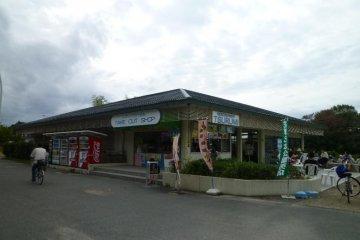 레스토랑 및 상점