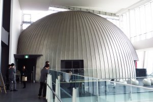The Dome Theatrefrom the outside