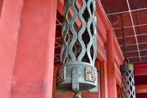 San-gedatsu-mon Gate.