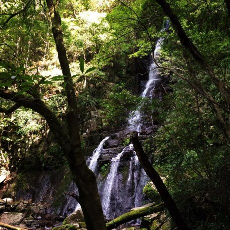 The Seven Waterfalls of Yude