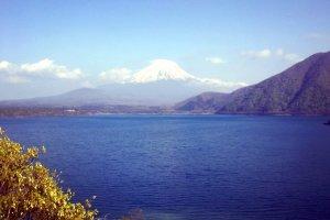 Фудзи-сан, по дороге в Хаякаву