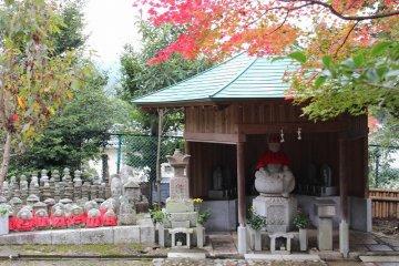 京都・嵯峨野「二尊院」参詣~4