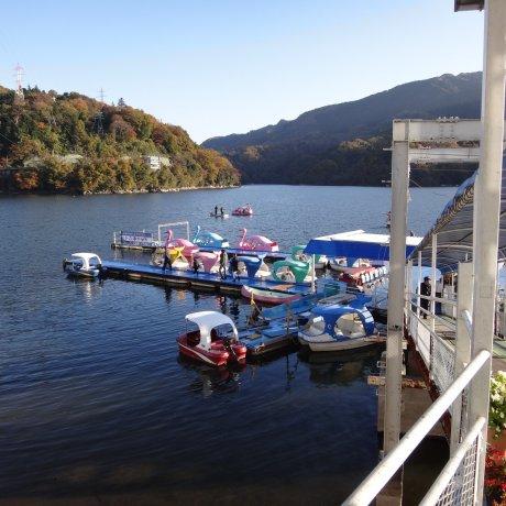 Boat Ride at Lake Sagami