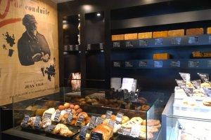 บรรยากาศความอร่อยผสานความเท่ในร้านLe Petit Mac - Oike (ル・プチメック 御池)