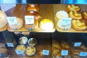 หลายหลายเมนูอร่อยภายในร้านbonne volonté