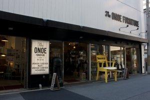 อีกหนึ่งร้านเฟอร์นิเจอร์ชื่อดังที่โดดเด่นและมีชื่อเสียงด้านการออกแบบมาก