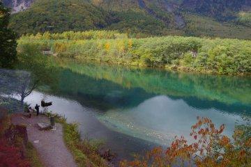 <p>Taisho-ike&nbsp;Pond</p>