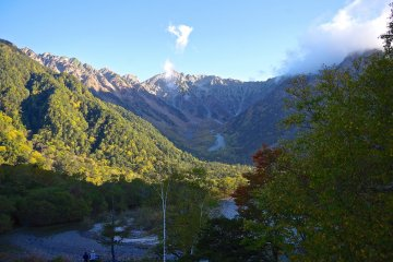 <p>Mt. Oku-Hodaka</p>