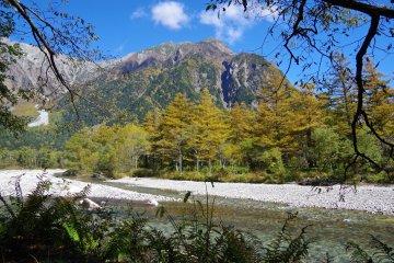 <p>Azusa River in Kamikochi</p>