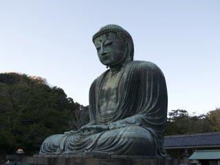 Bức tượng thật trang nghiêm