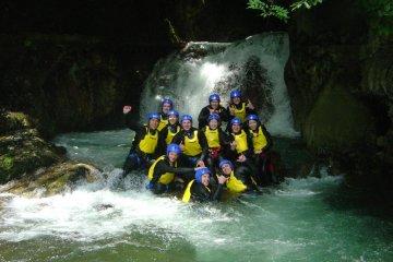 <p>ถึงปลายแม่น้ำอย่างปลอดภัย</p>