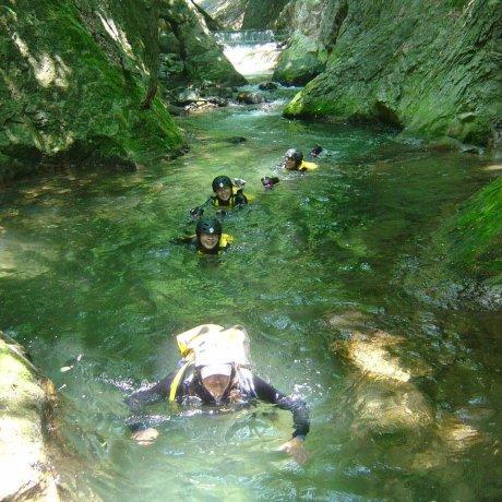 Minakami Canyoning Adventure