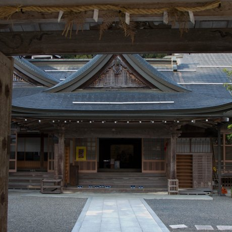 Temple Lodging at Hojo-in, Koyasan