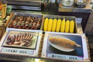Nikmati jajanan pinggiran ini saat menjelajah Jepang